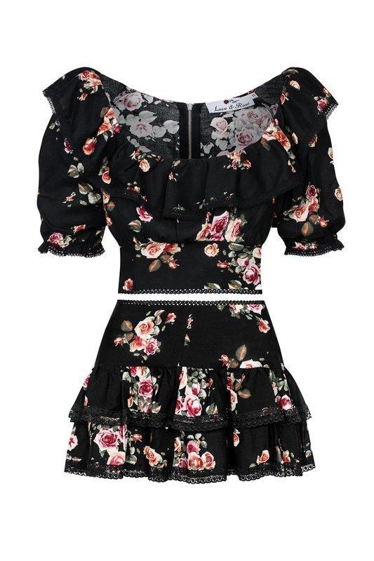Spódnica Rose Black