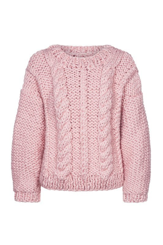 Sweter Candy Pink